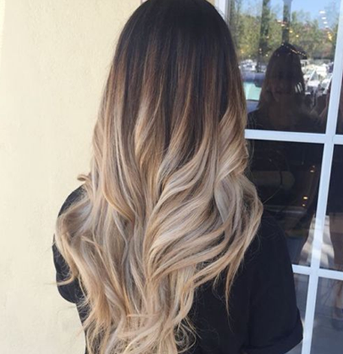 Hair Color For Longer Hair